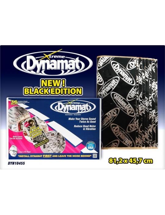 DYNAMAT EXTREME Y10455  7 FOGLI NEW BLACK EDITIONDA 81,2CM X 45,