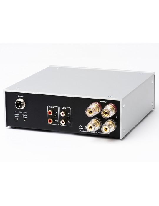 PRO-JECT AMP BOX DS2 MONO NERO FINALE MONO 120 WATT NUOVO GARANZIA ITALIA