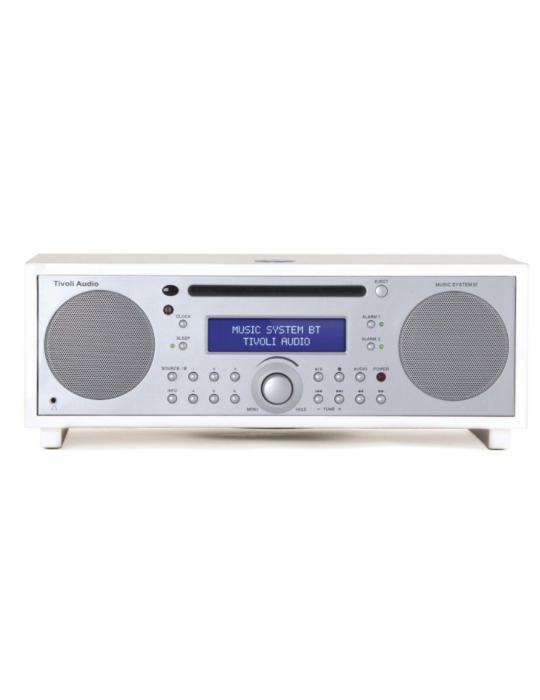TIVOLI AUDIO MUSIC SYSTEM BT WALNUT / BEIGE RADIO DIGITALE BT NUOVA