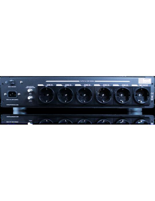 PROPOWER PP2000HV Rigeneratore AC progettato per i sistemi Audio & A/V NUOVO