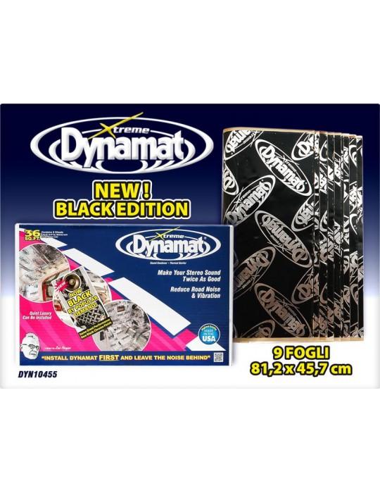 DYNAMAT EXTREME 10455 BULK PACK 9 FOGLI NEW BLACK EDITION  SIGILLATI