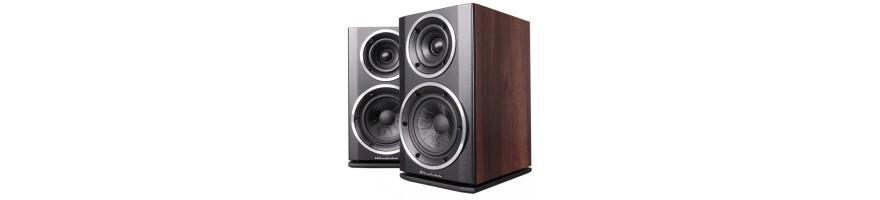 Diffusori Hi-Fi stereo da Scaffale
