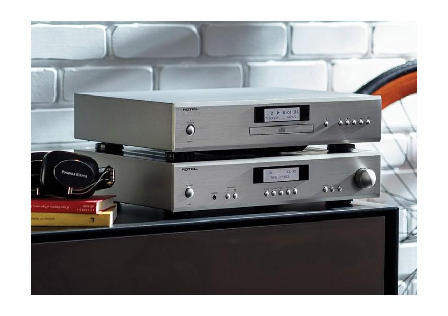 Rotel A11 CD11 novità lettore cd e amplificatore stereo