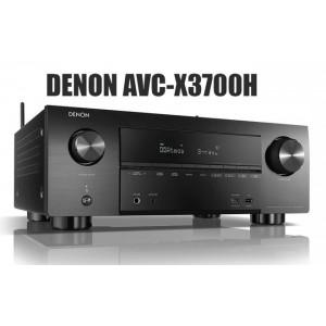 Denon AVC-X3700H amplificatore a 9.2 canali con HDMI 2.1