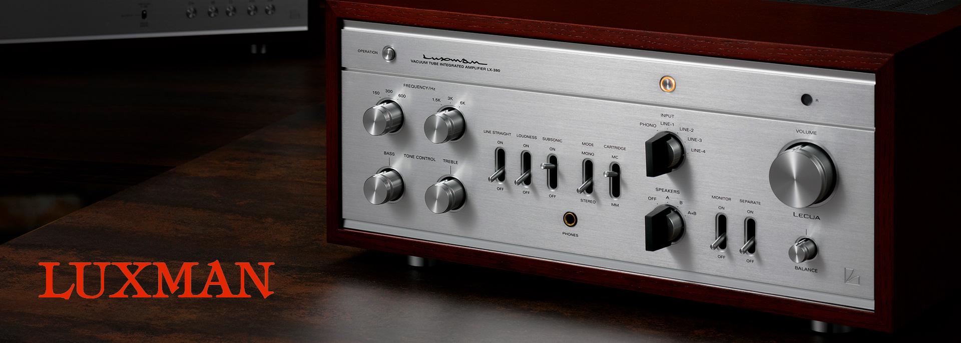 Luxman LX380