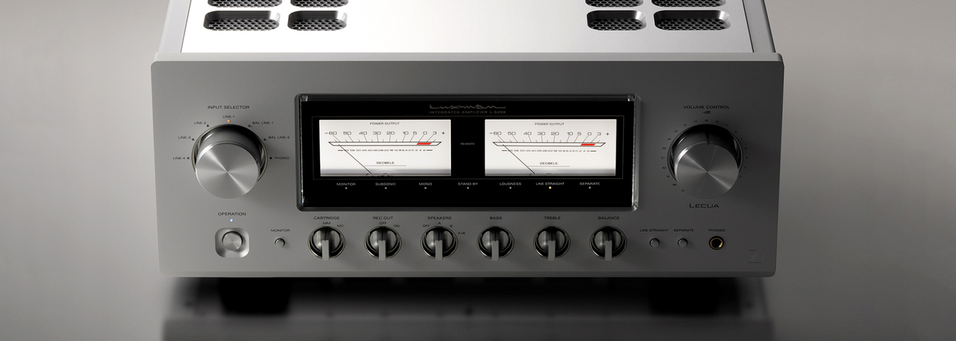 Luxman 590x