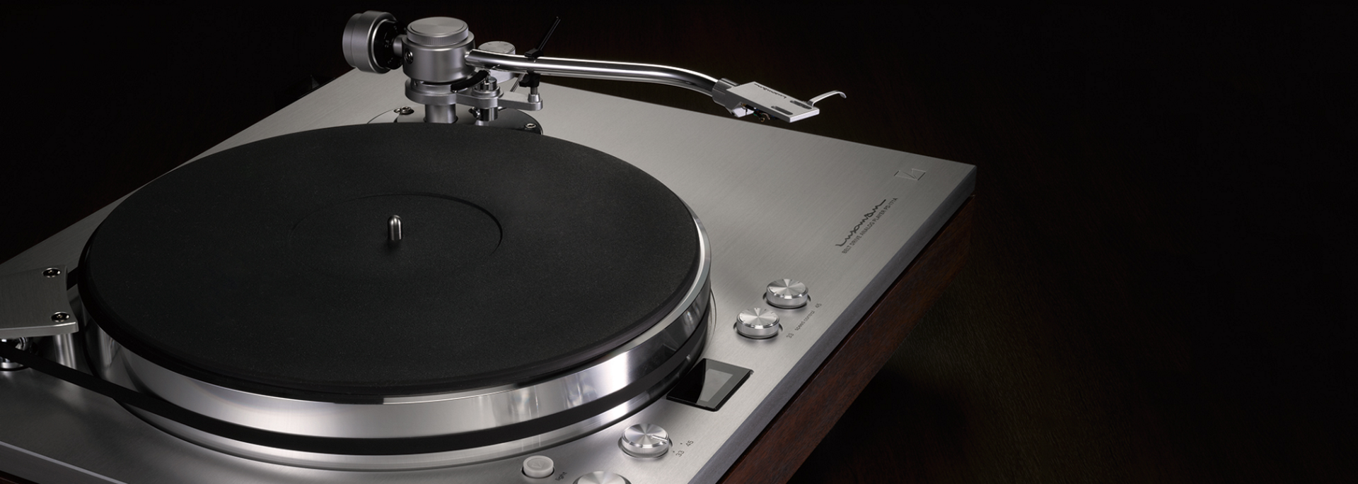 luxman turntable
